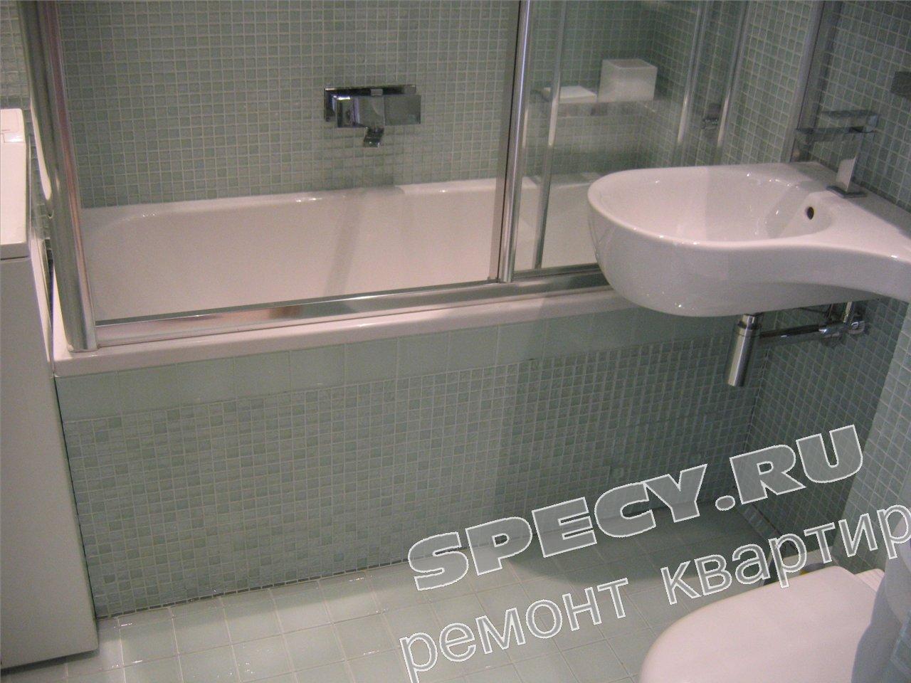 Как отделать ванную комнату пластиковыми панелями 74